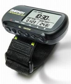 The Garmin Forerunner 101